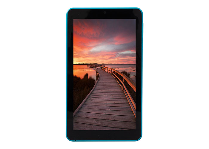 Everest EVERPAD DC-7015 Mavi Wifi+BT4.0 Çift Kamera 1024*600 IPS 1GB 1G+16GB Android 9 Go Tablet Pc