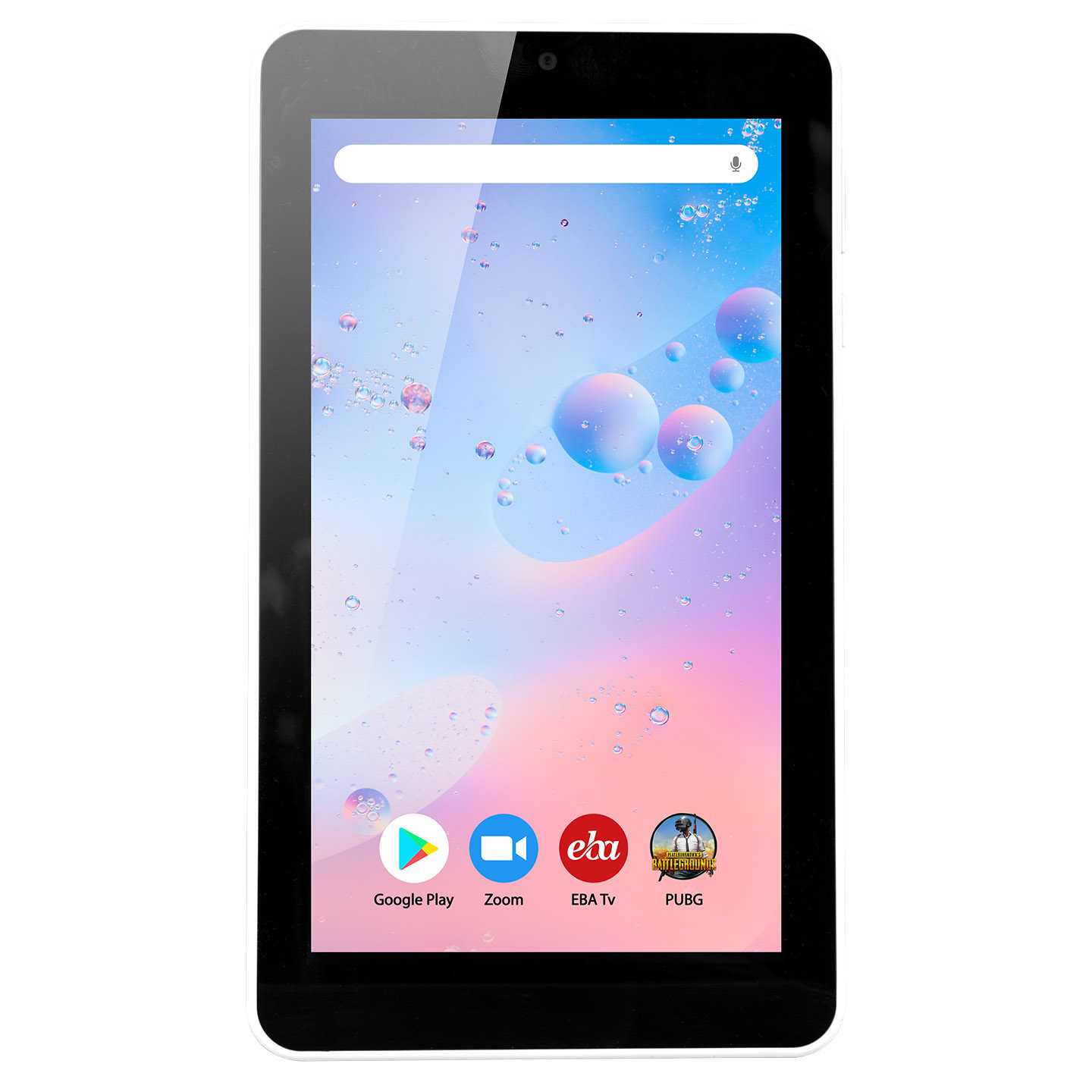 Everest EVERPAD DC-8015 Beyaz Wifi + BT4.0 Çift Kamera 1024*600 IPS 2GB 1.0Ghz 2G+16GB 7Android 10.0 GO GMS