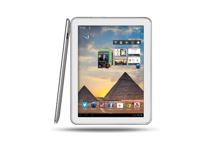 Everest EVERPAD DC-802-8 8 IPS 1GB DDR3 1.6GHz X2 8GB Parlak Beyaz Android 4.1 Tablet Pc