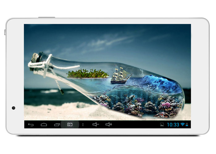 Everest EVERPAD DC-845 8 Samsung Panel 1GB DDR3 1.4GHz X4 Core 8GB BT. 5MP-2MP Camera Aluminum Android 4.20 Jell