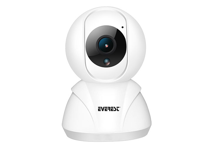 Everest DF-802W 2.0 MP IP Smart Wifi Network TF Card Güvenlik Kamerası