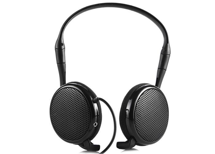 Microlab E200 Siyah Mikrofonlu Kulaklık