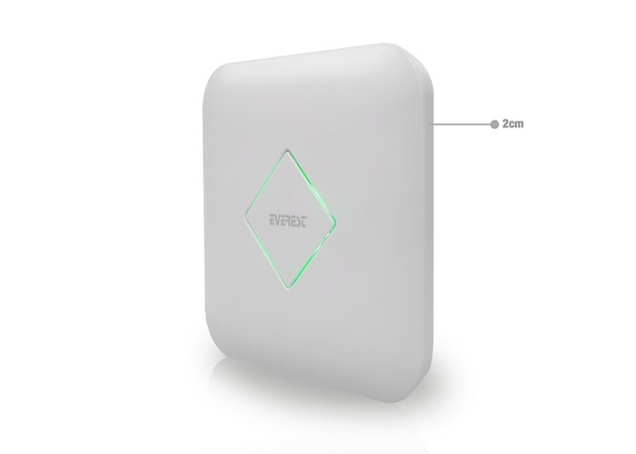 Everest EWİFİ EAP-AC1200 1200 Mbps 11AC Dual Band Tavan Kablosuz Router Acces Point