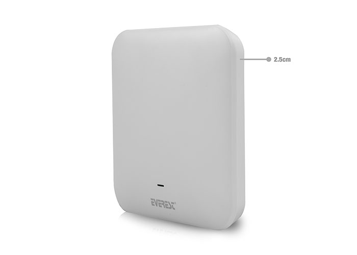 Everest EWİFİ EAP-LR 300 Mbps 11N 2.4GhzTavan Kablosuz Router Acces Point