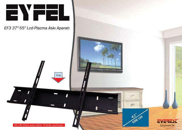 Eyfel EF3 37-55 Lcd-Plazma Askı Aparatı