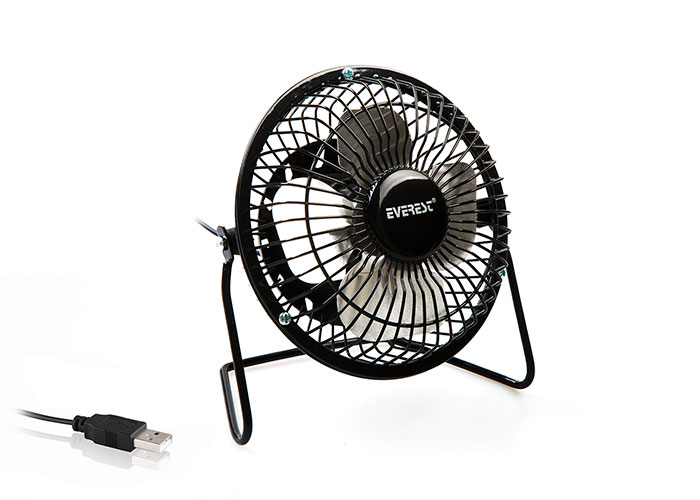 Everest EFN-495 Masaüstü Metal Usb Fan