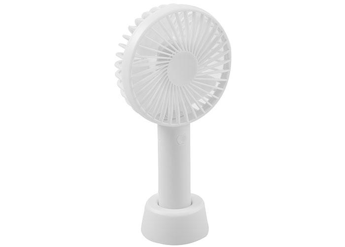 Everest EFN-502 Taşınabilir Şarjlı Beyaz 800mAh Usb Fan