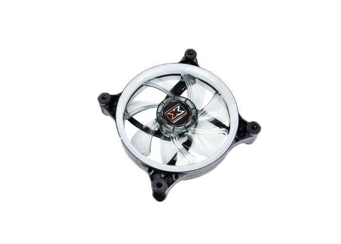 Xigmatek SC120 EN9719 120*120*25mm RGB 3pin Kasa Fanı