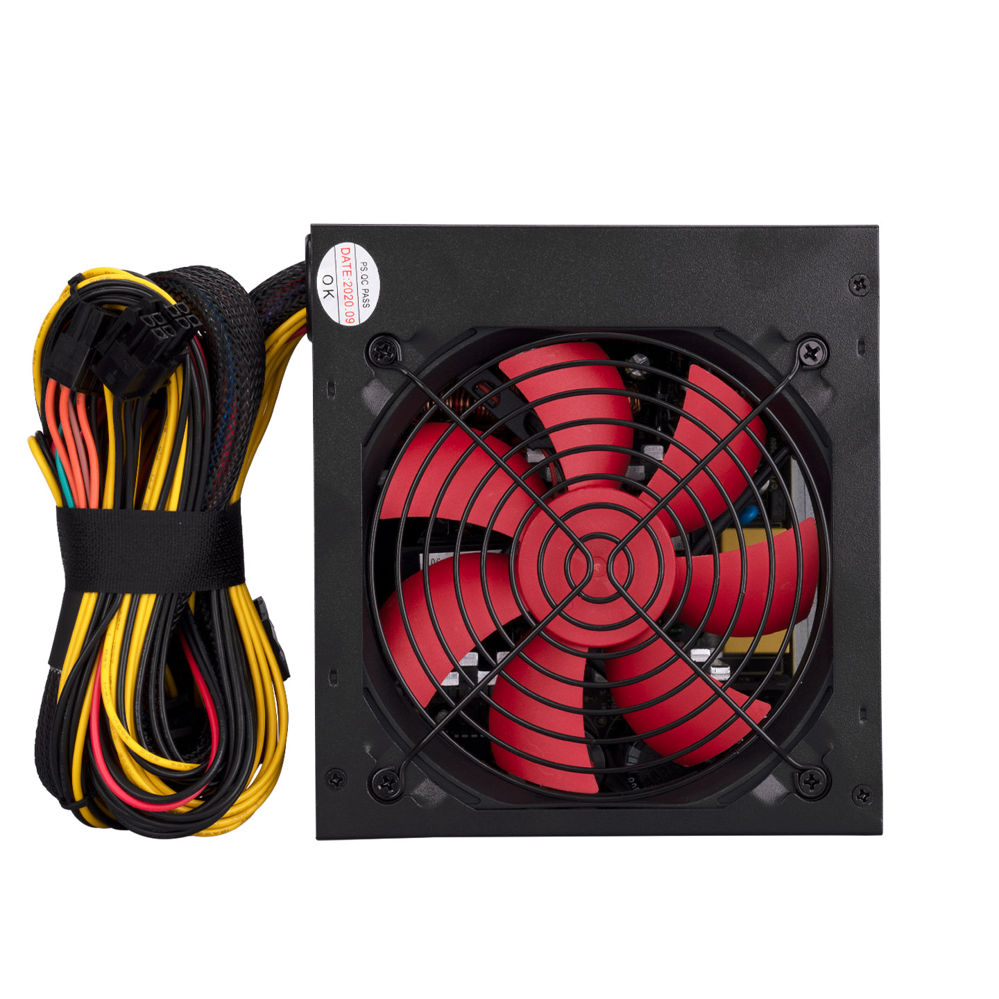 Everest EPS-500A Real 500W 4 * SATA 12cm Fan PC  Gaming  Supported Power Supply