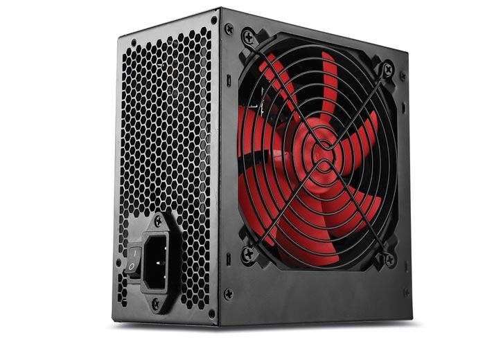 Everest EPS-5500 500W 12cm Fan+ 4*Sata Power Supply