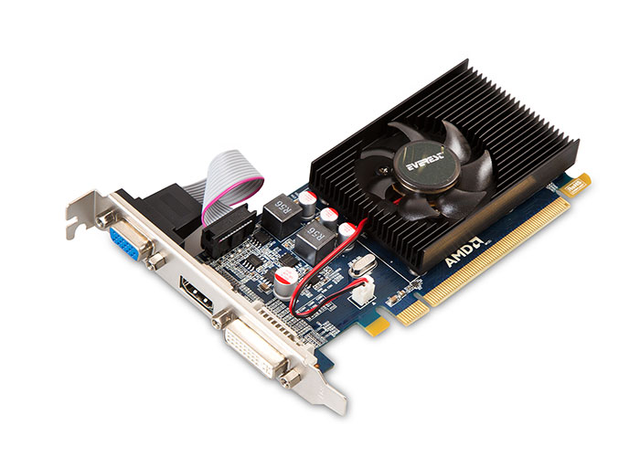 Everest EVG-2048R5-230 Amd Radeon R5 230 2GB 64Bit DDR3 (DX11) PCI-E 2.1 Ekran Kartı