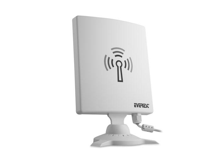 Everest EWN-720 150 Mbps 8m Usb Uzatma Kablolu Kablosuz Adaptör