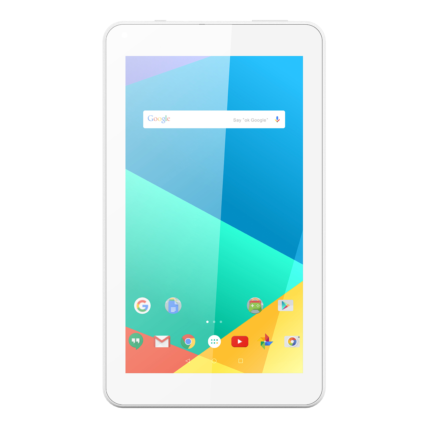 Everest WİNNER PRO EW-2021 Beyaz Wifi+BT 2*Kamera 7 LCD Ekran A100 Quard Core 2GB+16GB And.10 OS Tablet PC