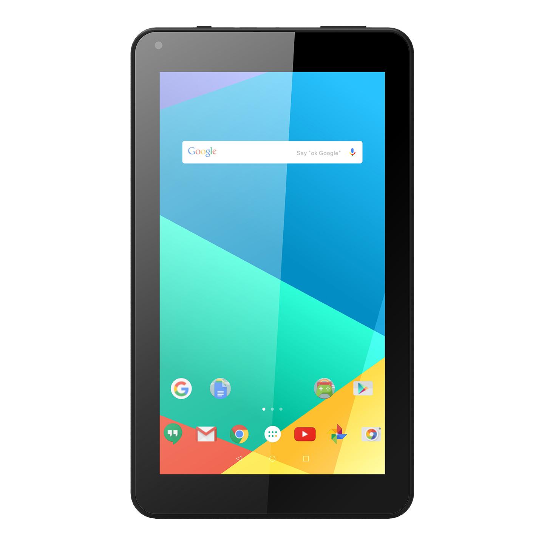 Everest WİNNER PRO EW-2021 Siyah Wifi+BT 2*Kamera 7 LCD Ekran A100 Quard Core 2GB+16GB And.10 OS Tablet PC