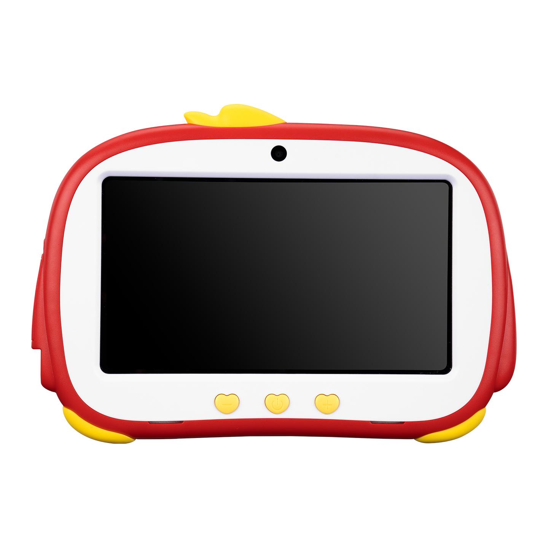 Everest HAPPY KIDS Penguen EW-2022 Wifi+BT Çift Kamera Kırmızı 7 LCD Ekran 2GB A100 Quard Core 16GB And.10 OS Tablet PC