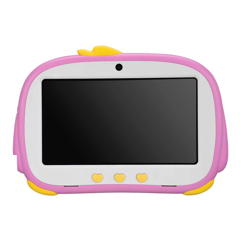 Everest HAPPY KIDS Penguen EW-2022 Wifi+BT Çift Kamera Pembe 7 LCD Ekran 2GB A100 Quard Core 16GB And.10 OS Tablet PC
