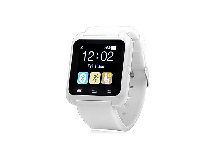 Everest Ever Watch EW-403 Bluetooth Smart Watch White Smart Watch