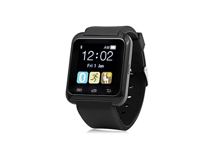 Everest Ever Watch EW-403 Bluetooth Black Smart Watch