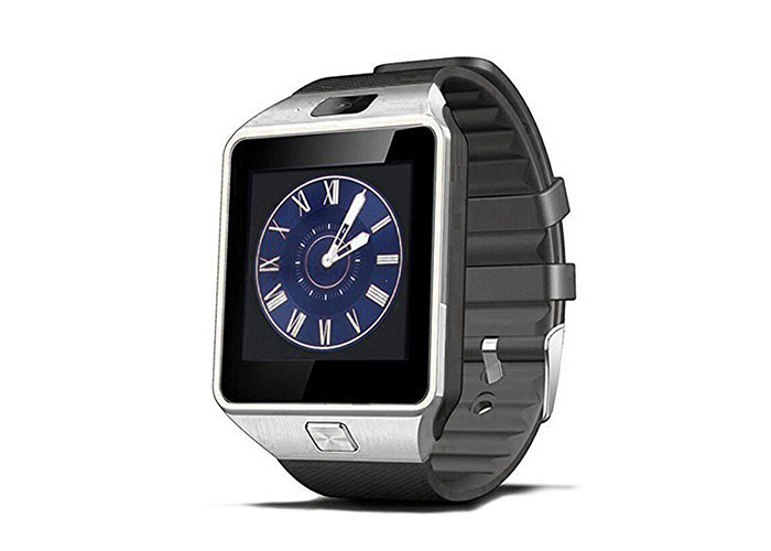 Everest Ever Watch EW-504 Bluetooth Smart Watch Gümüş Akıllı Saat