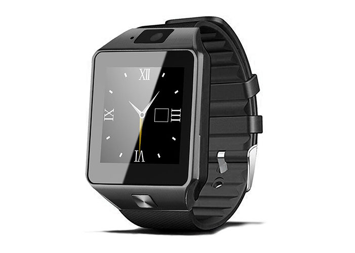 Everest Ever Watch EW-504 Bluetooth Smart Watch Black Smart Watch
