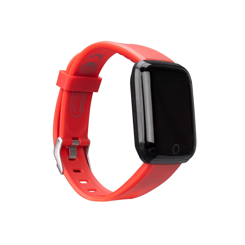 Everest Ever Watch EW-508 Android/IOS Smart Watch Kalp Atışı Sensörlü Kırmızı Akıllı Saat