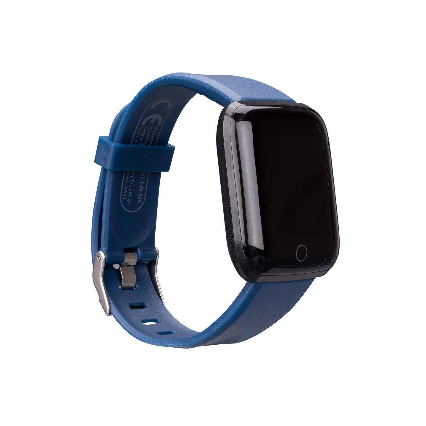 Everest Ever Watch EW-508 Android/IOS Smart Watch Kalp Atışı Sensörlü Mavi Akıllı Saat