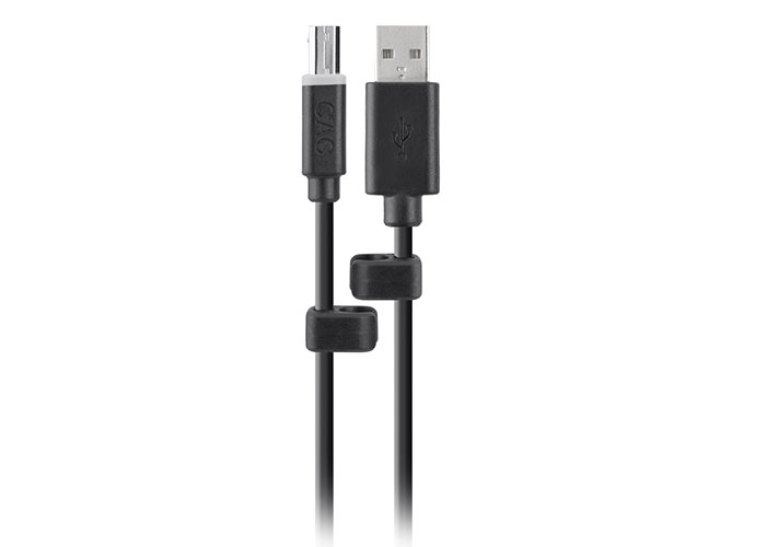 Belkin F1D9019b06 Common Access Card (CAC) USB Cable - USB A to B - cable - 6 ft
