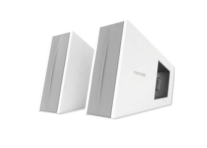 Microlab FC10 2.0 RMS 30W Beyaz AC 220V Speaker