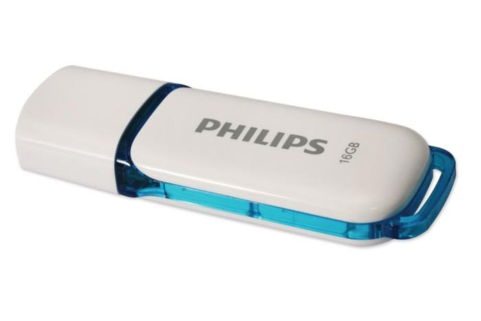 Philips FM16FD70B/97 16 Gb Snow 2.0 UFD Flash Driver Bellek
