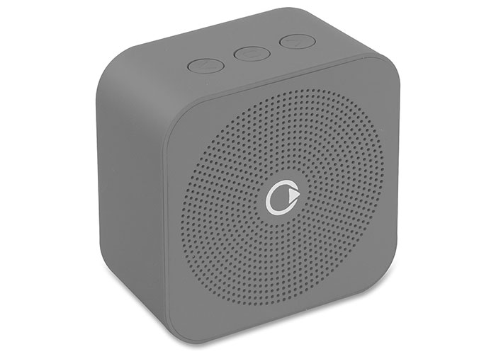 Mikado FREELY Gray BT 4.1V 3W 80dB Bluetooth Speaker