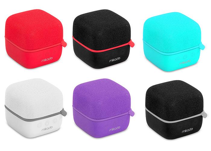 Mikado FREELY K5 Karışık Renkli BT 4.2 5W TF Destekli Bluetooth Speaker