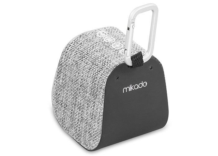 Mikado FREELY K6 Gri BT 4.2 5W TF Destekli Bluetooth Speaker