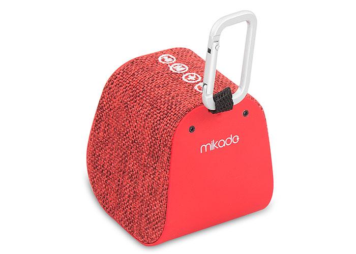 Mikado FREELY K6 Kırmızı BT 4.2 5W TF Destekli Bluetooth Speaker