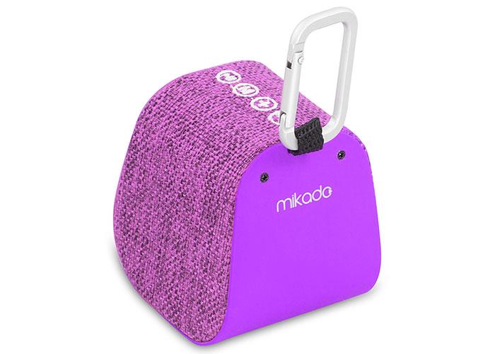 Mikado FREELY K6 Mor BT 4.2 5W TF Destekli Bluetooth Speaker