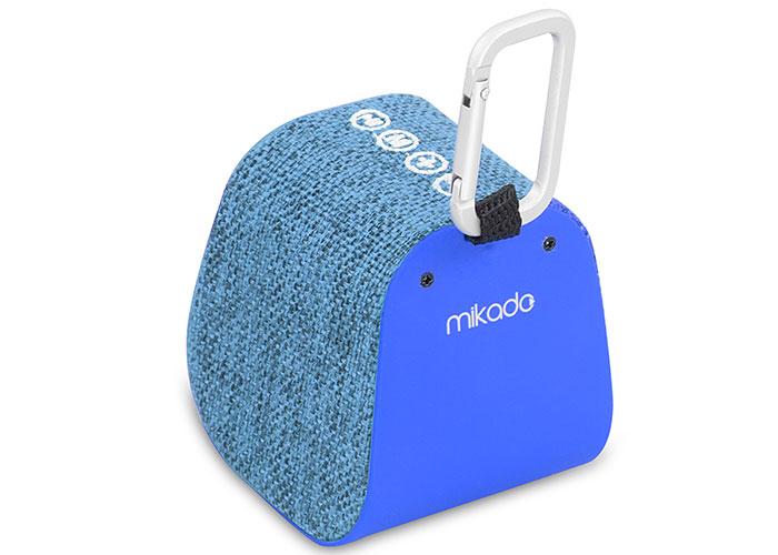 Mikado FREELY K6 Mavi BT 4.2 5W TF Destekli Bluetooth Speaker