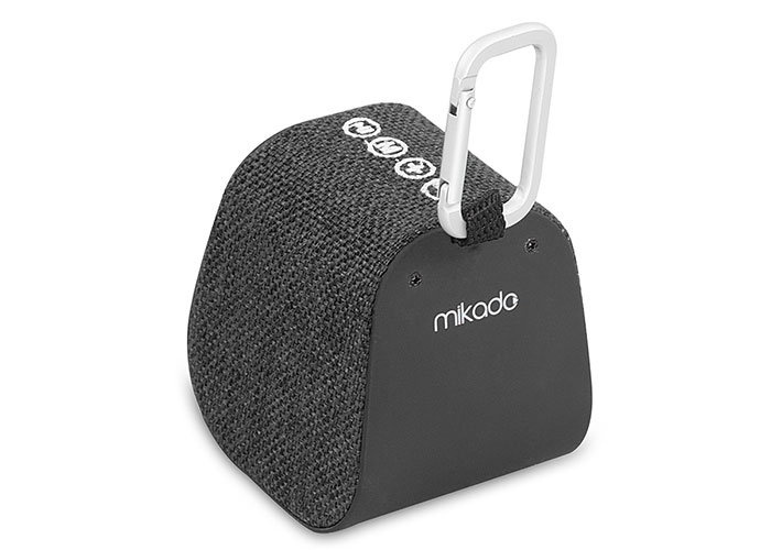 Mikado FREELY K6 Siyah BT 4.2 5W TF Destekli Bluetooth Speaker