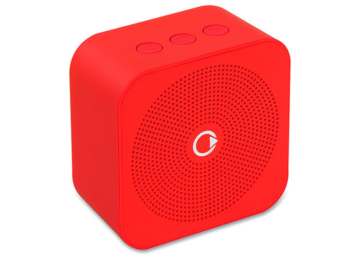 Mikado FREELY Kırmızı BT 4.1V 3W 80dB Bluetooth Speaker