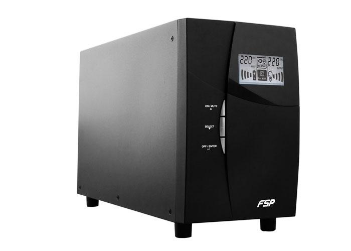 Fsp Knight 1K 800W 1000VA Siyah Ups Güç Kaynağı