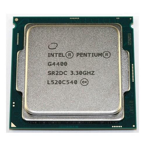 İntel Pentium G4400 3.3Ghz 3M İşlemci