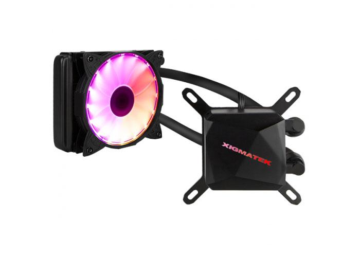 Xigmatek Glace 120 EN41022 İntel/Amd Tümü 120*1- 120mm Su Soğutmalı CPU Fan