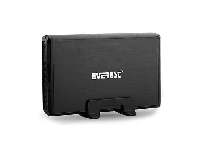 Everest HDC-585 Harici 3.5 SATA + IDE Harddisk Kutusu