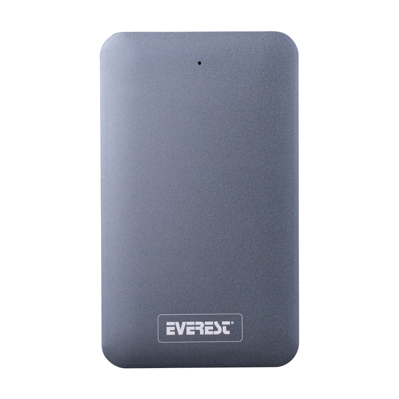 Everest HDC-M212 Type C 2.5 USB3.1 hız 10 Gbps SATA III 6 Gbps Alüminyum Gövdeli Hdd Kutusu