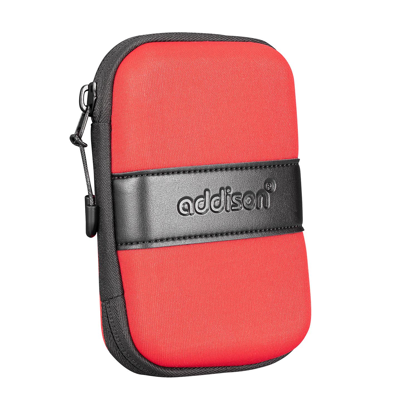 Addison HDD-136 Kırmızı 2.5 Hdd Kılıfı