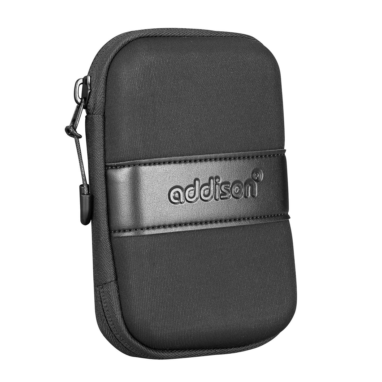 Addison HDD-136 Siyah 2.5 Hdd Kılıfı