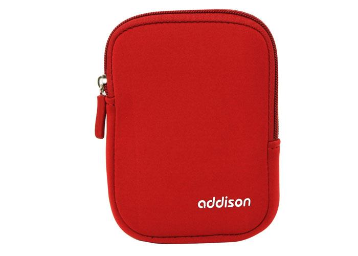 Addison HDD-140 Kırmızı 5 Hdd + Navigasyon Kılıfı