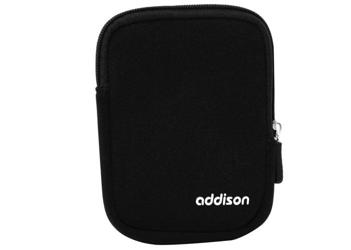 Addison HDD-140 Siyah 5 Hdd + Navigasyon Kılıfı