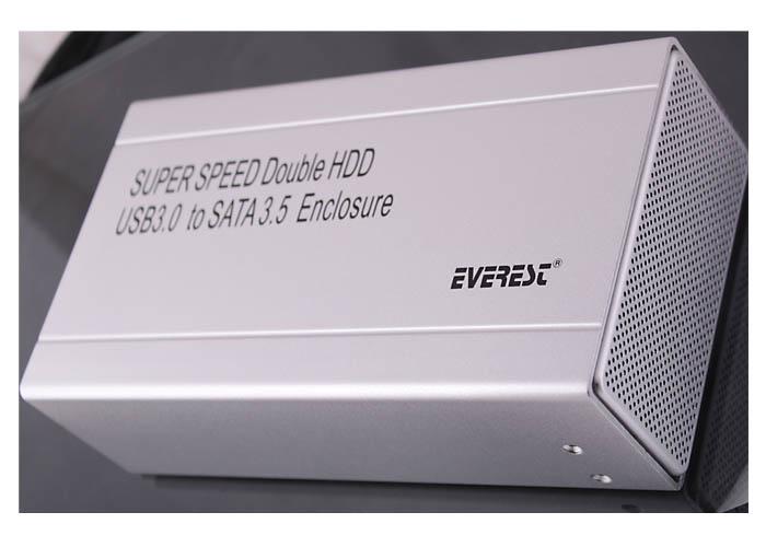 Everest HDX-U352 Usb 3.0 SATA Harddisk Kutusu