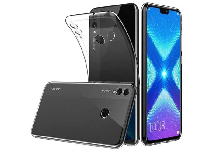 Addison HNR-8X Şeffaf Honor 8X Telefon Kılıfı