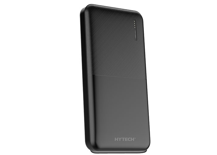 Hytech HP-C11 10000mAh Powerbank 2 Usb Port Siyah Taşınabilir Pil Şarj Cihazı