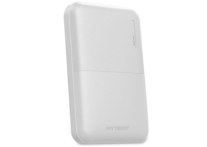 Hytech HP-C50 5000mAh Powerbank Beyaz Taşınabilir Pil Şarj Cihazı